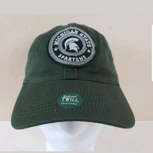 Michigan State Spartans Embroidered Cap Hat
